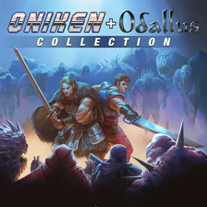 Oniken: Unstoppable Edition & Odallus: The Dark Call Bundle Xbox One