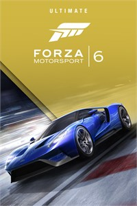 Carátula del juego Forza Motorsport 6 Ultimate Edition