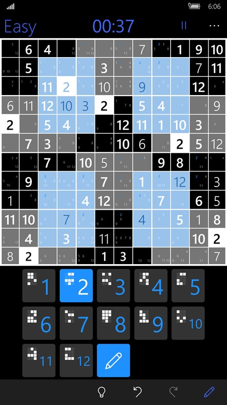 Sudoku Central – (Windows Phone Games) — AppAgg