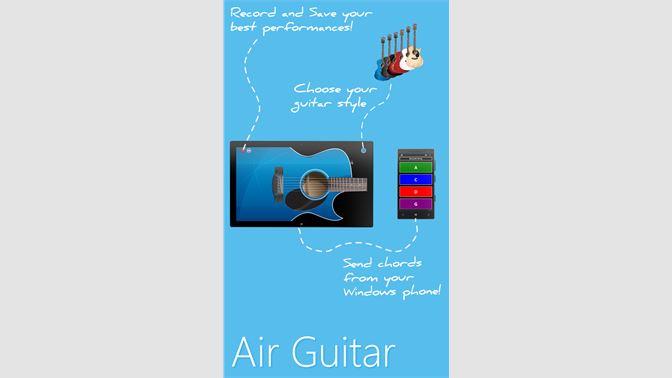 Get Air Guitar Microsoft Store