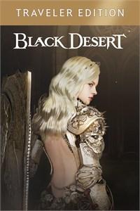 Carátula para el juego Black Desert: Traveler Edition de Xbox 360
