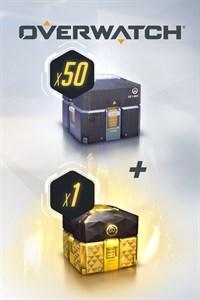 Overwatch®: 50 Forzieri Celebrativi + Bonus