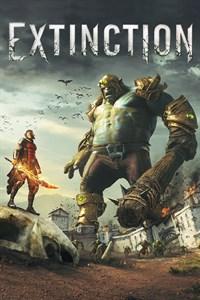 Carátula del juego Extinction