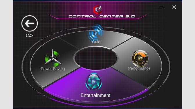 Get Control Center 3 0 - Microsoft Store