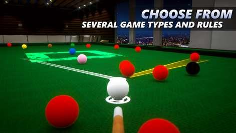 Cue Billiard Club: 8 Ball Pool & Snooker Screenshots 2