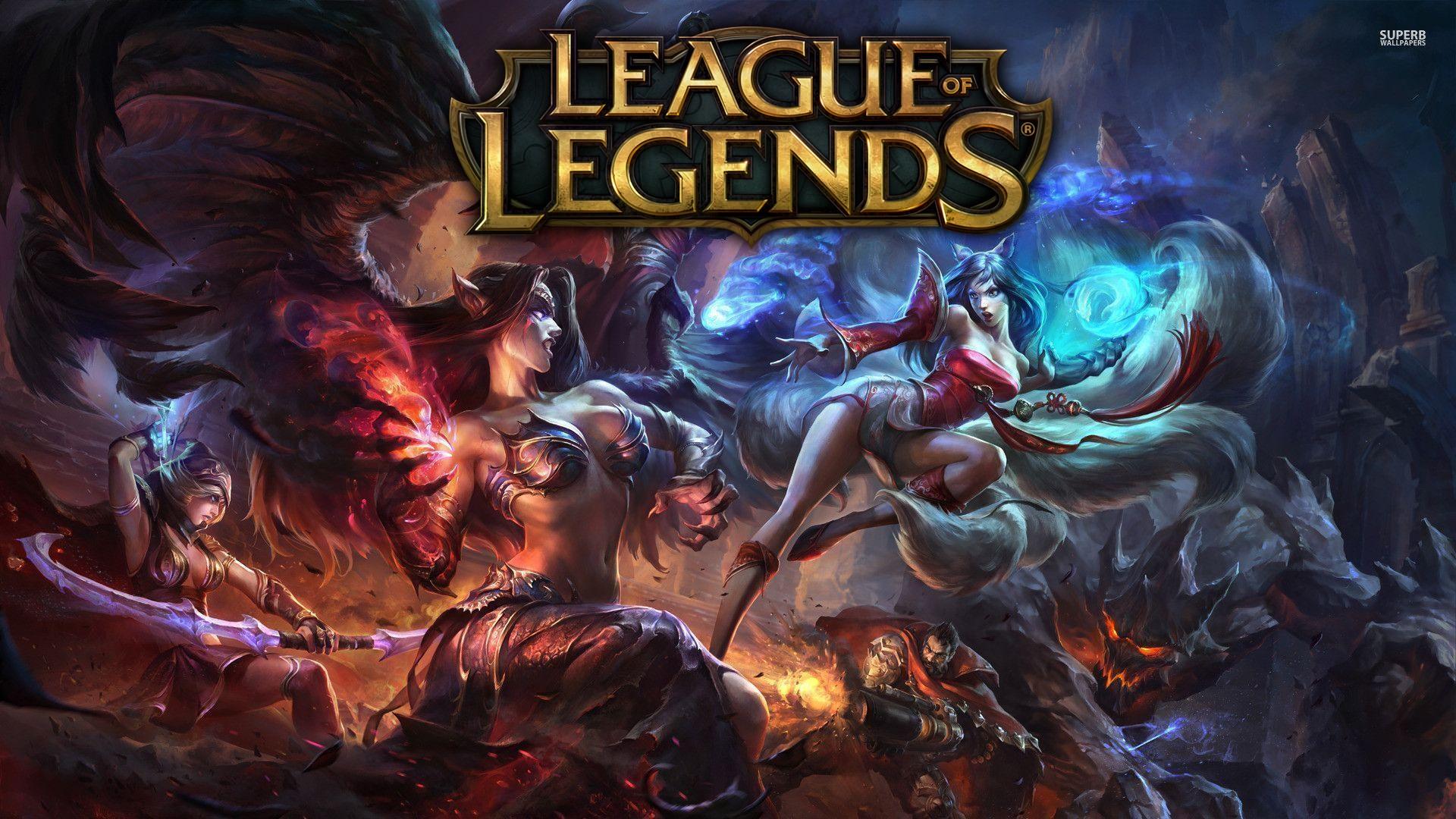 Jogue League of Legends: faça download gratuito