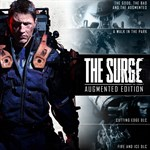 The Surge - Augmented Edition Logo