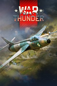 War Thunder - Набор Hunter FGA.9