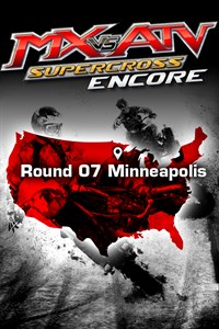 Carátula del juego 2017 SX Round 07 Minneapolis