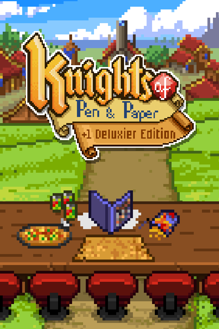 Buy Knights of Pen and Paper +1 Deluxier Edition - Microsoft