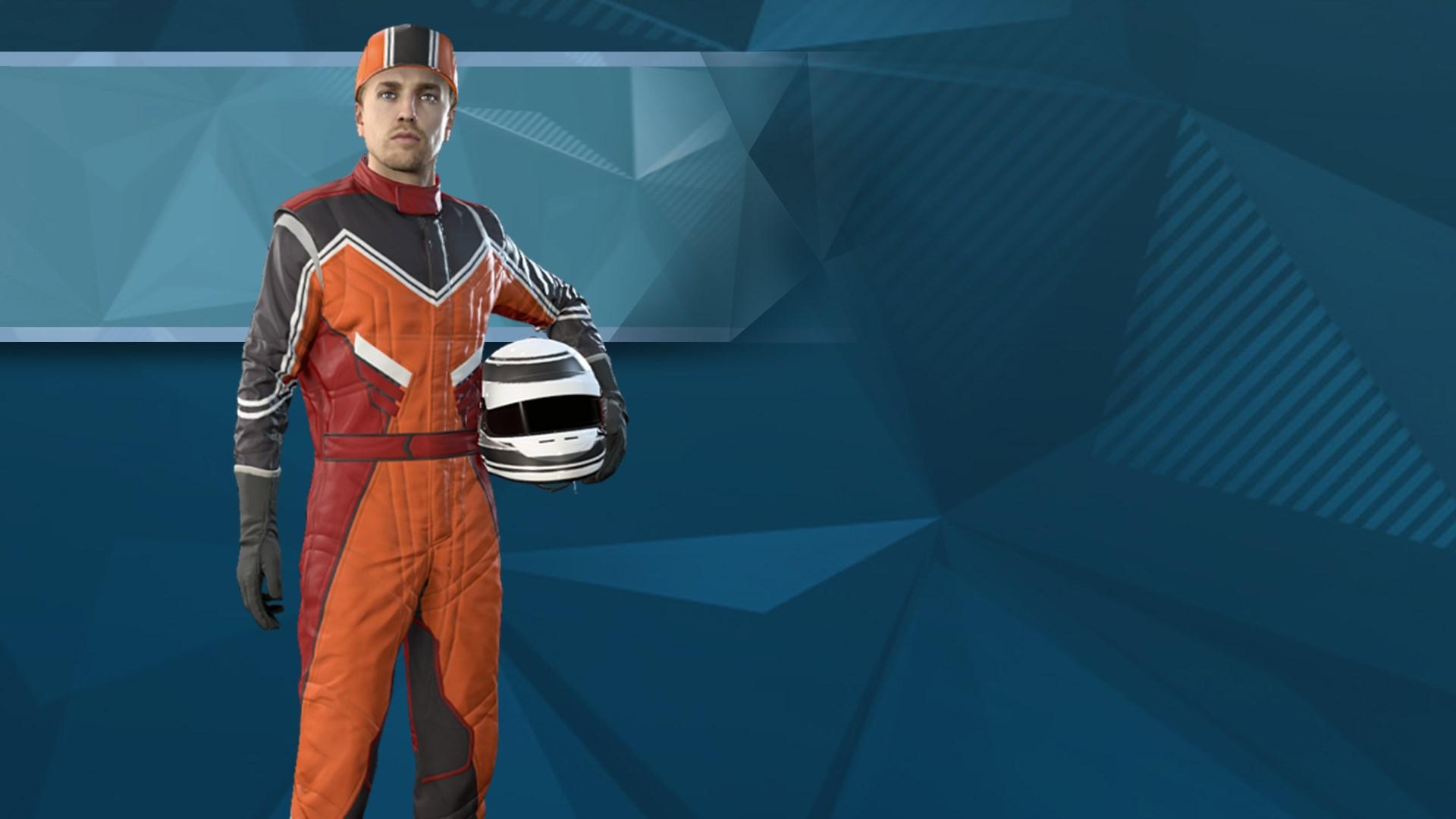 F1® 2019 WS: Suit 'Mountain Range'