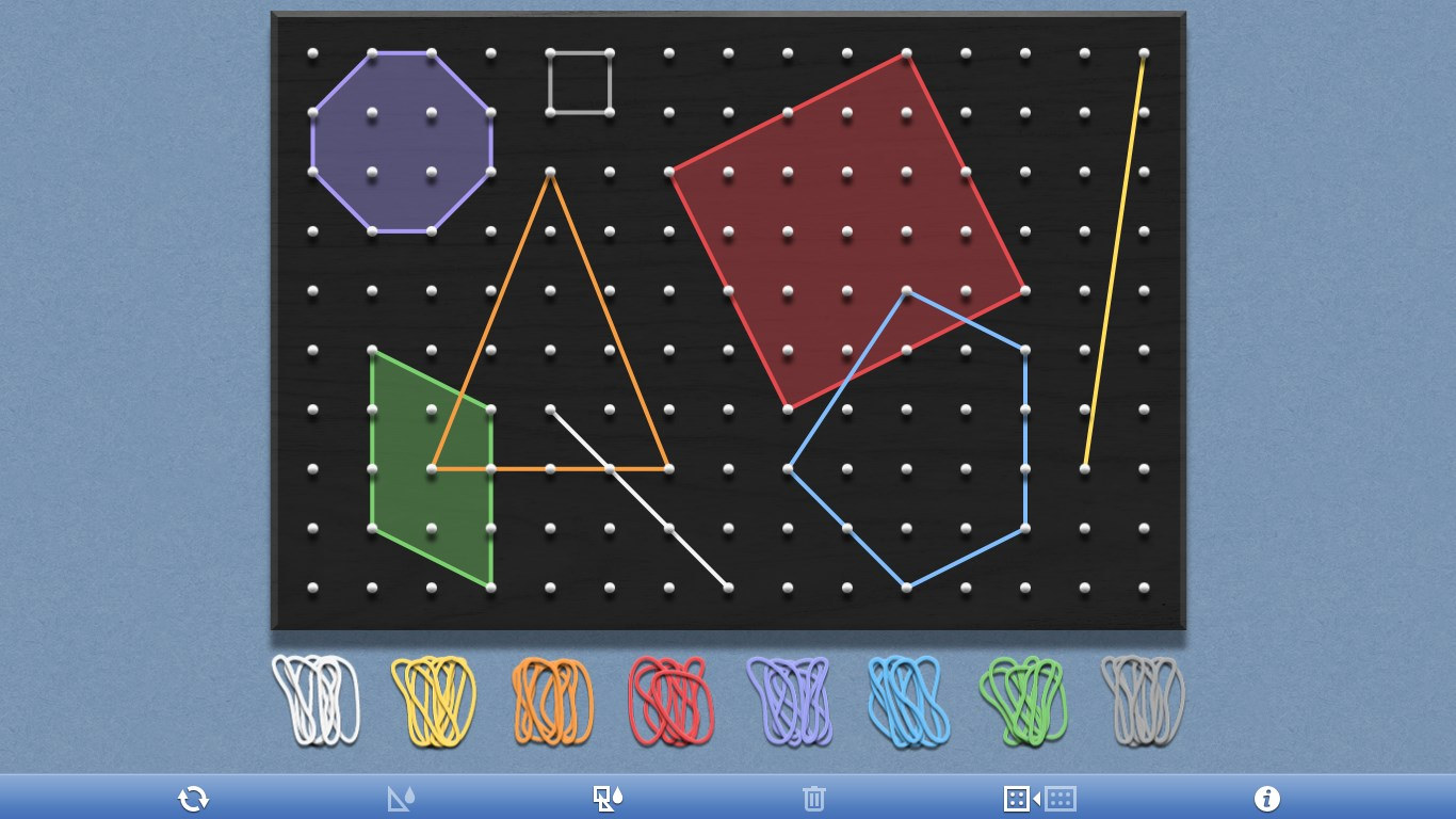 Buy Geoboard, by the Math Learning Center - Microsoft Store