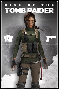ROTTR - Siberian Ranger