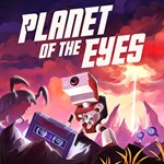 Planet of the Eyes Logo