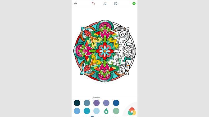 Mandala Boyama Kitabı Büyükler Için Boyama Kitabı Al Microsoft