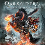 Darksiders Warmastered Edition Logo