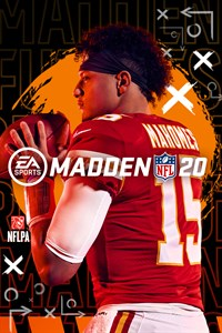 Carátula para el juego Madden NFL 20 de Xbox 360