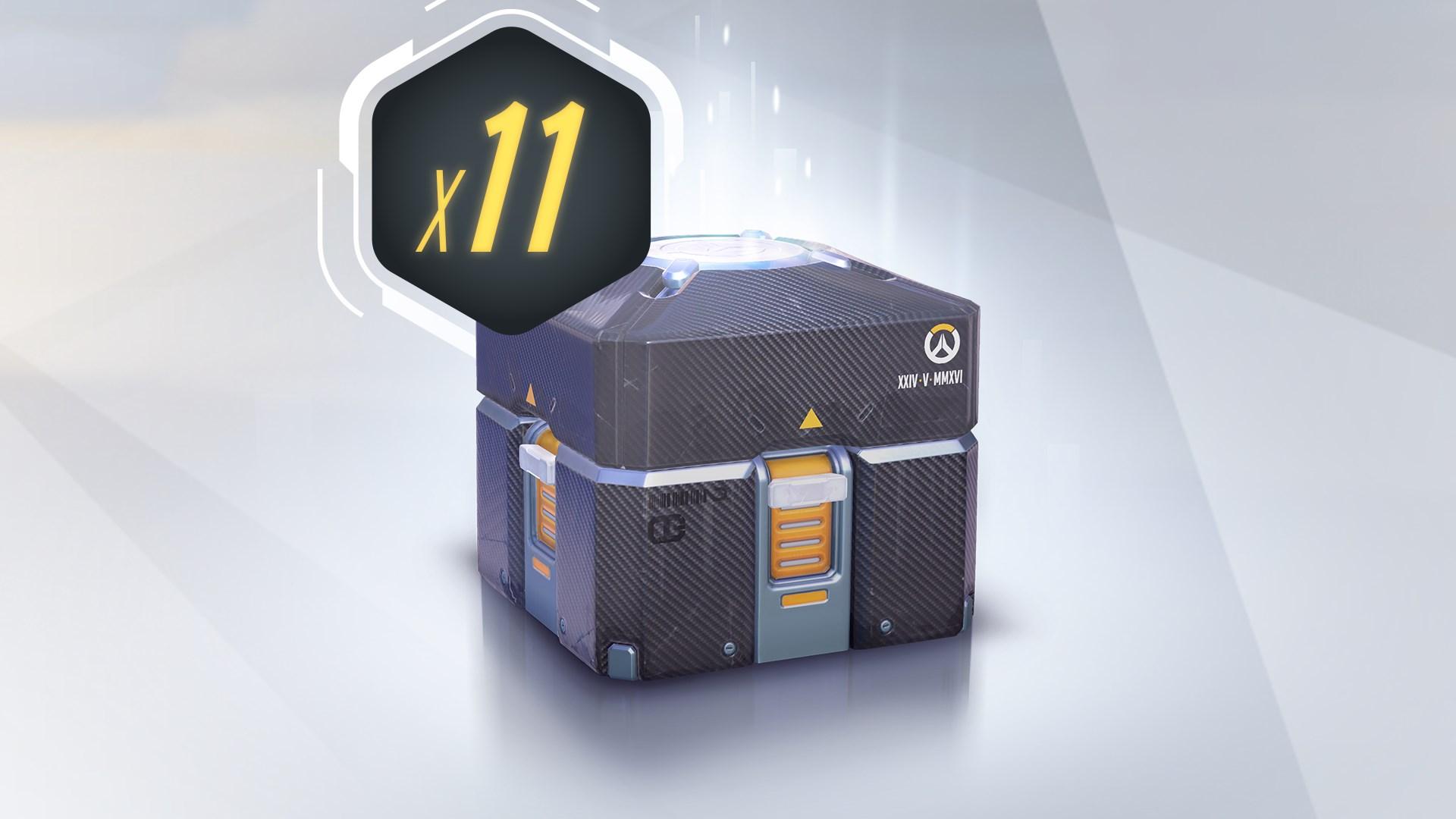 Overwatch®: 11 Forzieri Celebrativi