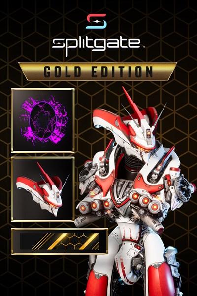Splitgate - Gold Edition Bundle