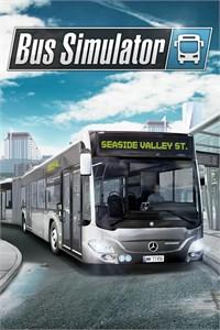 Carátula para el juego Bus Simulator PreOrder Bundle de Xbox 360