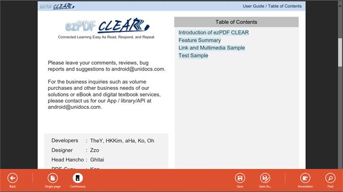 Get ezpdf reader microsoft store screenshot main screen screenshot menu list fandeluxe Gallery