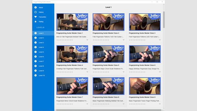 Comprar Finger Picking Guitar Lessons: Microsoft Store es-MX