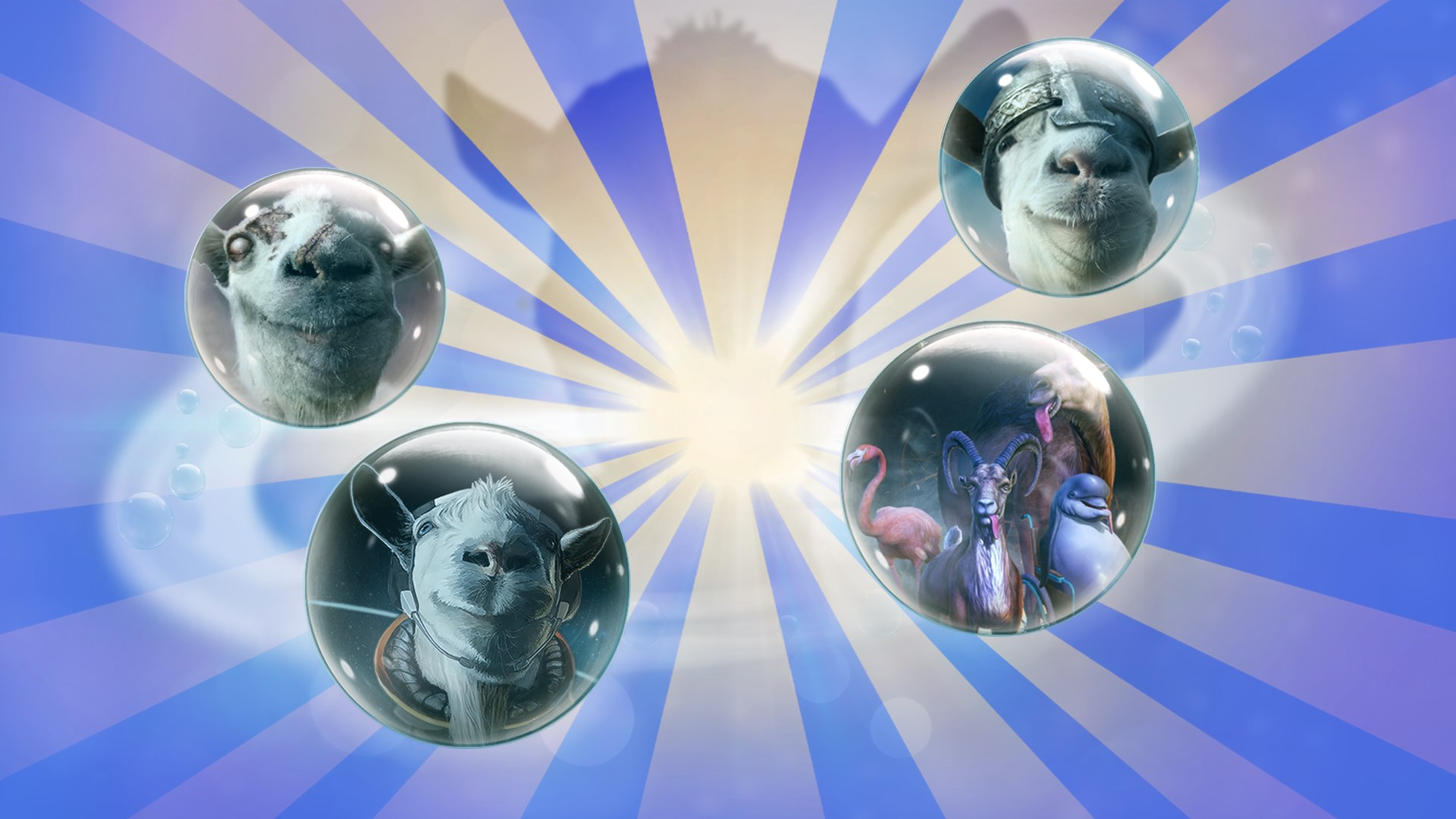 Goat Simulator DLC Bundle
