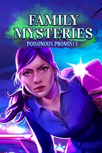 Carátula del juego Family Mysteries: Poisonous Promises (Xbox One Version) para Xbox One