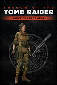Shadow of the Tomb Raider - Force of Chaos Gear Pack