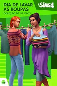 The Sims™ 4 Dia de Lavar as Roupas Coleção de Objetos
