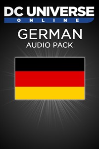 German Audio Pack (FREE)