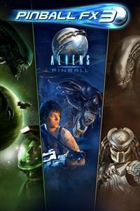 Carátula del juego Pinball FX3 - Aliens vs. Pinball