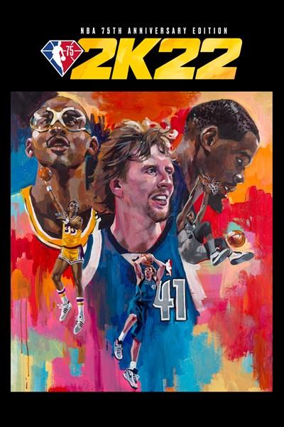 NBA 2K22 NBA 75th Anniversary Edition Pre-Order