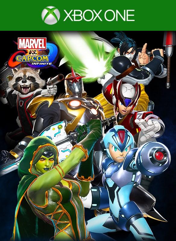 Marvel vs. Capcom: Infinite - Cosmic Crusaders Costume Pack