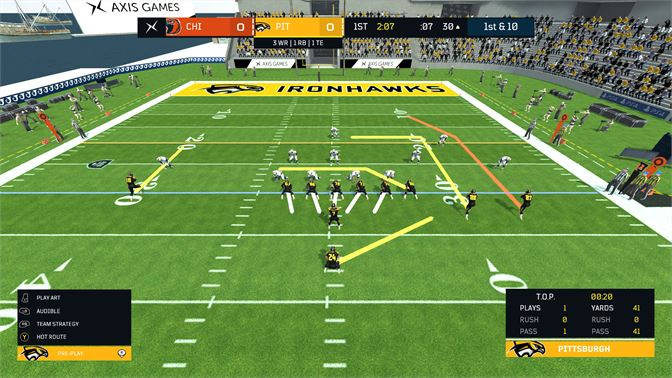 Buy Axis Football 2018 - Microsoft Store