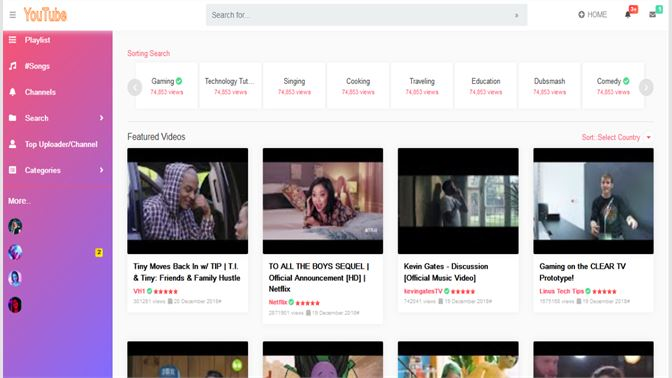 Get YouTube v5 0 - Microsoft Store