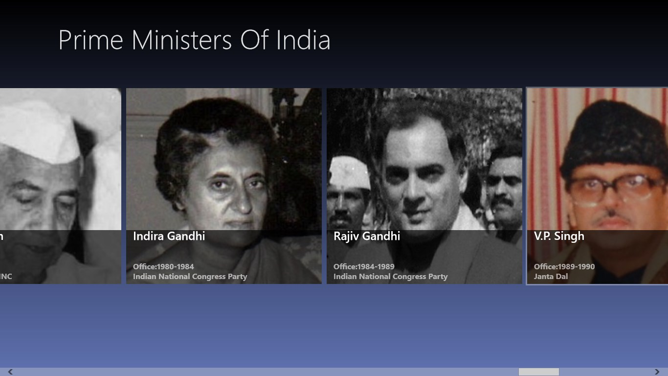 prime ministers of india The prime minister of india is the chief executive of the government of india the deputy prime minister, on the other hand, is not a constitutional post india has had 15 prime ministers since its independence from british rule in 1947 the country's first prime minister was jawaharlal nehru, who.