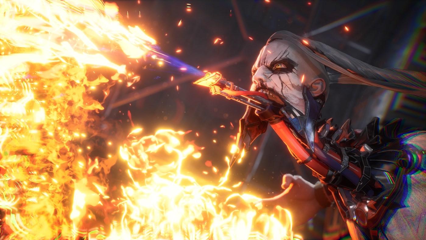 Combates y acción protagonistas del nuevo gameplay de Bleeding Edge