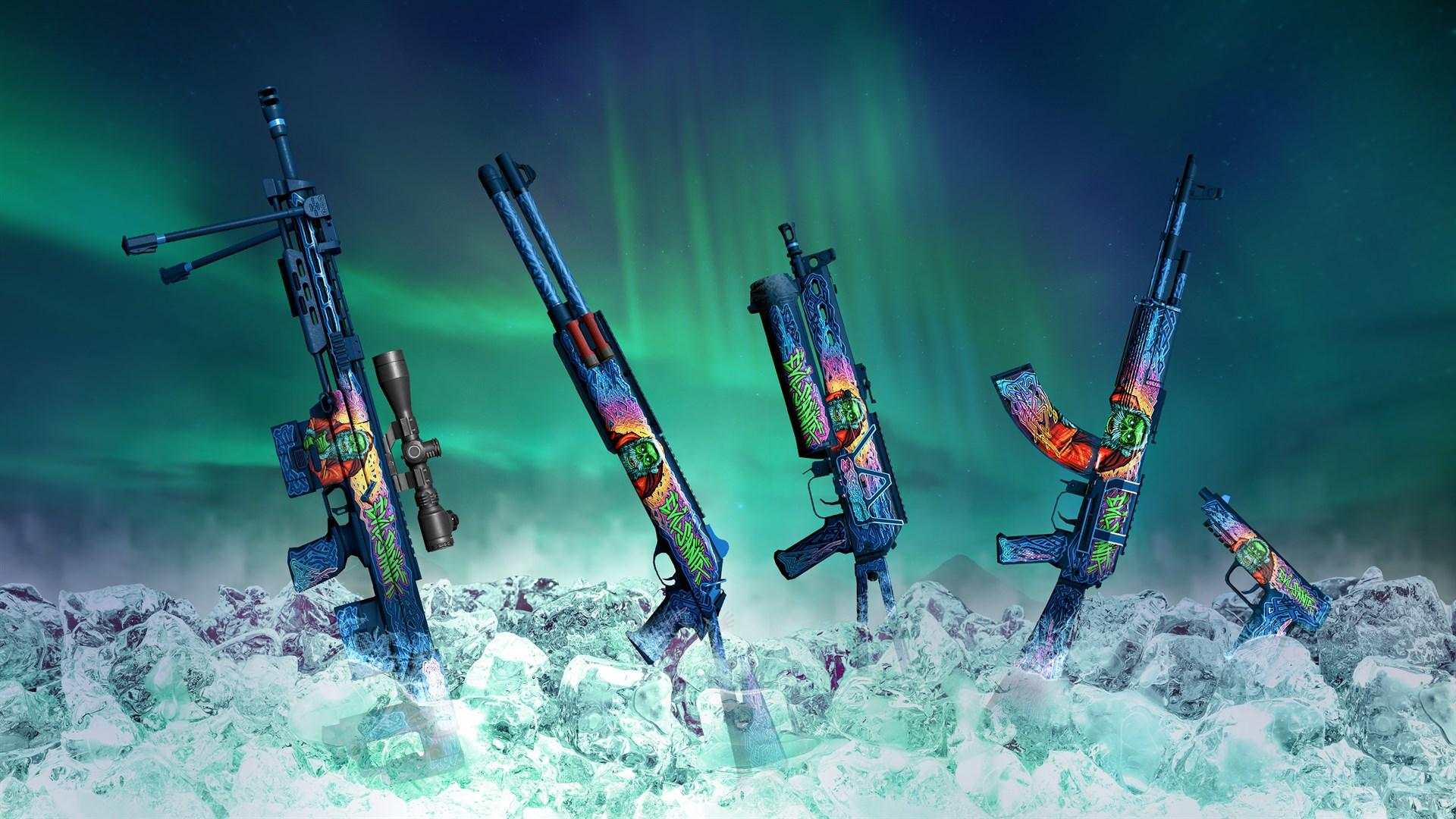 Warface - Winterfeiertagspaket
