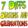 7 Differences Seasons and Celebrations