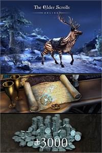 The Elder Scrolls Online: Pacchetto cavalcatura Hailcinder