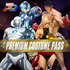 Marvel vs. Capcom: Infinite Premium Costume Pass Xbox One