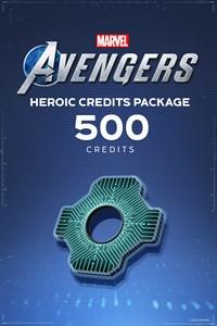 Pack de Crédits héroïque Marvel's Avengers