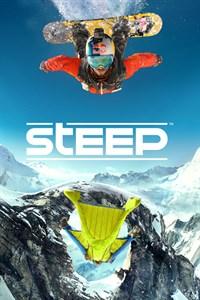 Carátula para el juego STEEP de Xbox 360