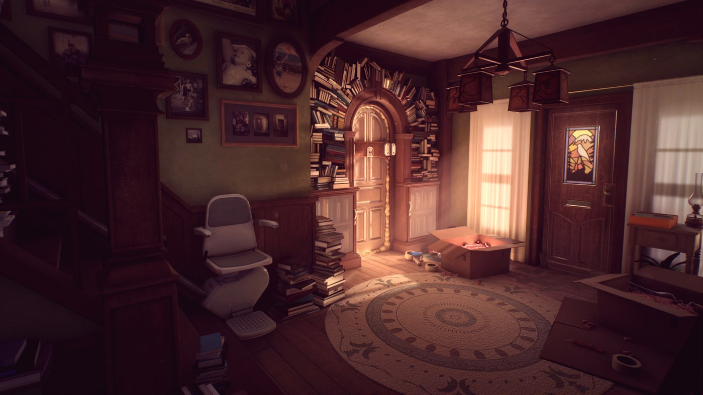 jogo WHAT REMAINS OF EDITH FINCH
