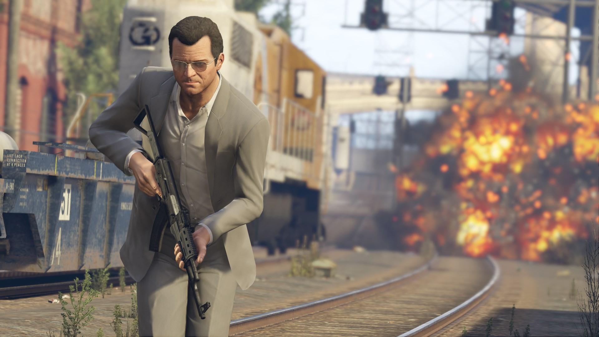 Скриншот №15 к Grand Theft Auto V Premium Edition