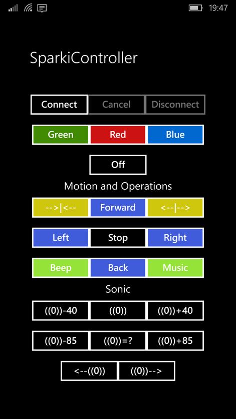 Get sparkicontroller microsoft store screenshot fandeluxe Images