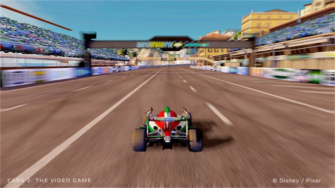 Buy Cars 2 The Video Game Microsoft Store