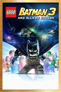 LEGO® Batman™ 3: Más allá de Gotham Edición Deluxe
