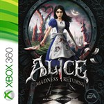 Alice: Madness Returns Logo